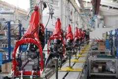 Beta Factory Evo production