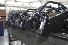 Beta Factory Frames Ready