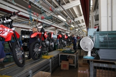 Beta Factory Production line